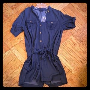 New York and company romper